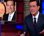 Colbert Mocks Ted Cruz's
