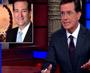 Colbert Mocks Ted Cruz's