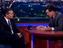 Colbert Interviews Ted Cruz, Challenges Candidate On Reagan & Compromising, Gay Marriage