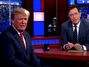 Colbert Interviews Donald Trump: Iran Deal, Immigration, Border, Obama Born In United States?
