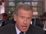 Brian Williams Reacts With Shocked Disbelief At Boehner's Exit Speech