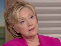 Hillary Clinton: I Could Compromise on Abortion If It Included Exceptions For Mother's Health