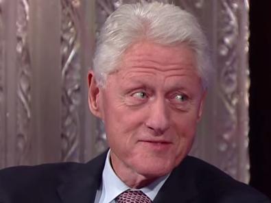 Bill Clinton Trump S Attitude Of Quot I M Just Sick Of