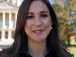 Caitlin Huey-Burns: GOP Candidates Storm Into Iowa   Video ...