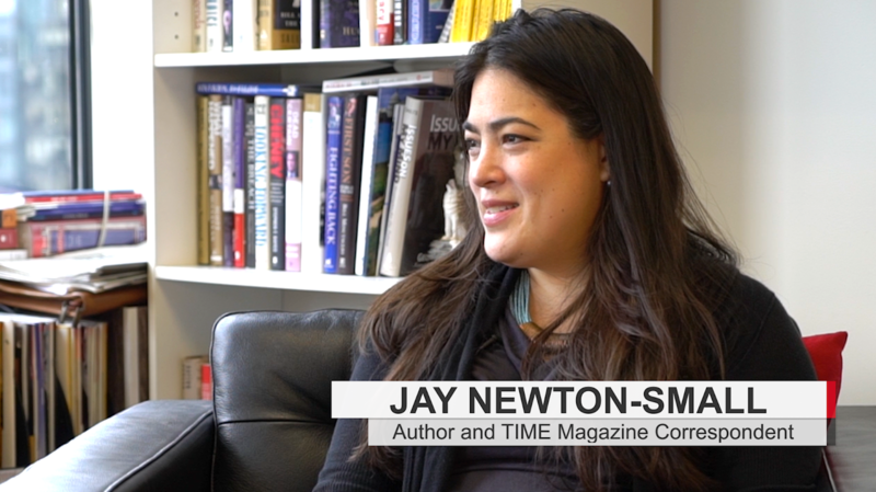 Jay Newton-Small, How Women Are Changing the Way America ...