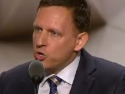 Thiel: Fake Culture Wars Only Distract Us From Our Economic Decline