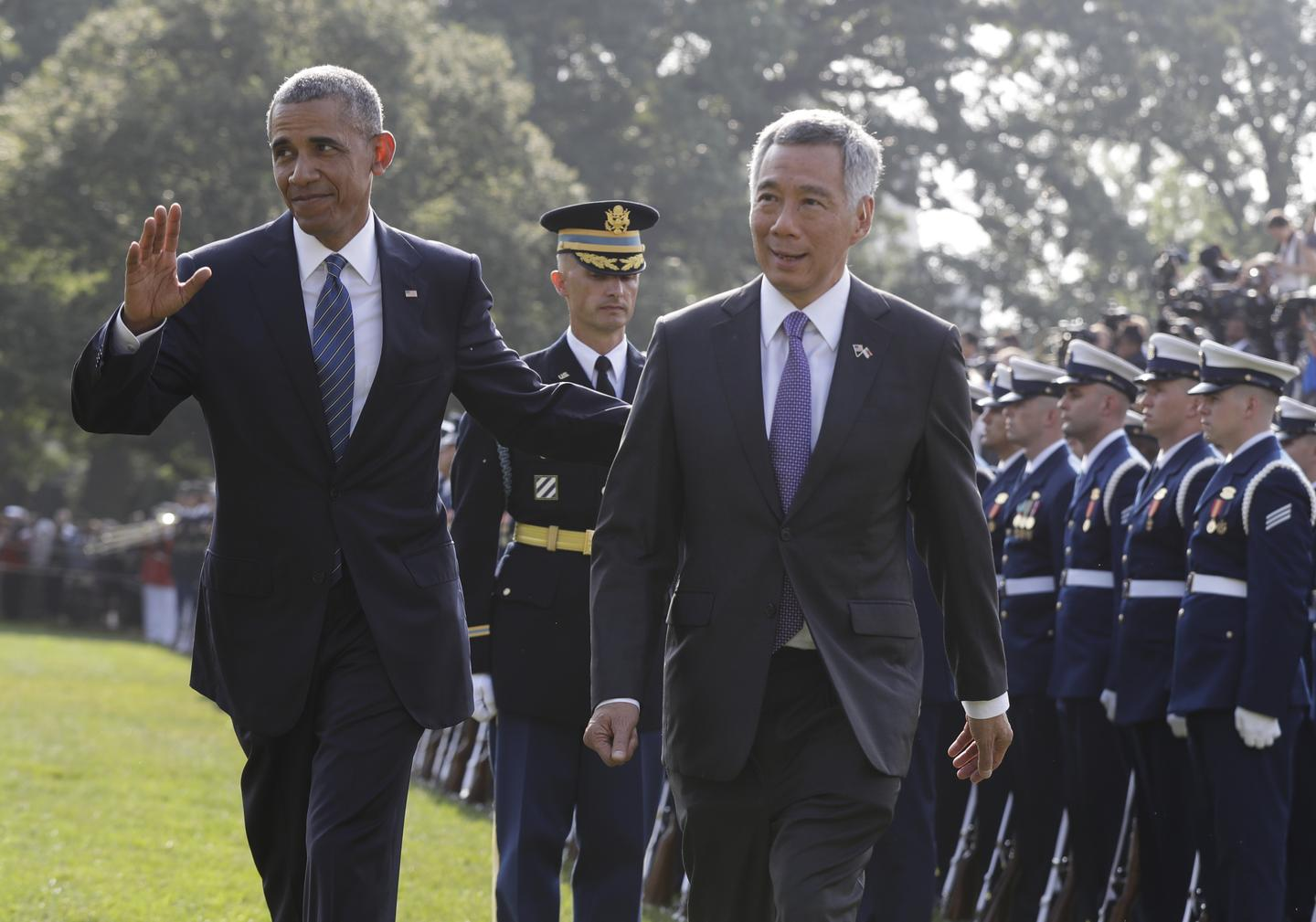 Obama Vows to Push Trade Deal After Election