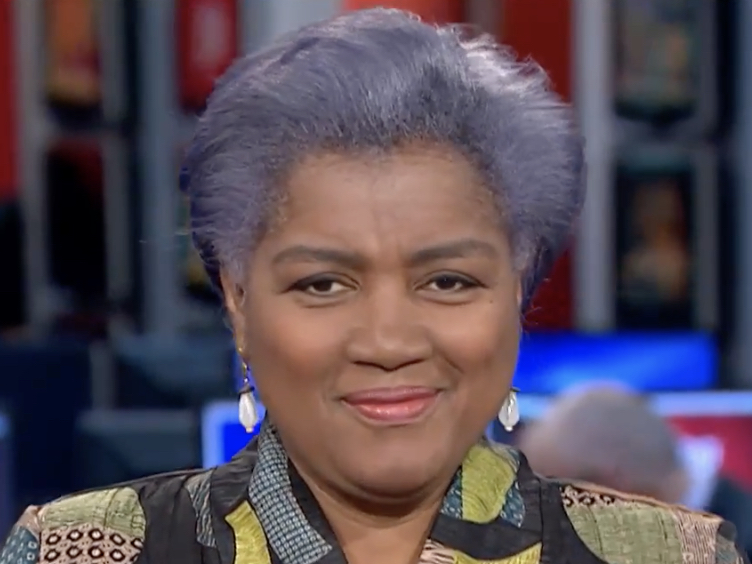 Is donna brazille a lesbian