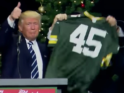 Trump 'Thank You Tour' Stop In Wisconsin: I Left Nothing On The Table, Nothing On The Field