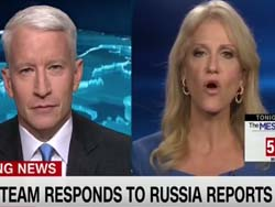 Kellyanne Conway Takes On Anderson Cooper: