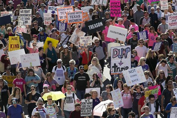 Progressives, Use the March to Make a Movement | RealClearPolitics