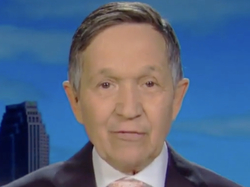Kucinich: Donald Trump Didn't Create Syrian Refugees, Obama Did By Backing Conflict