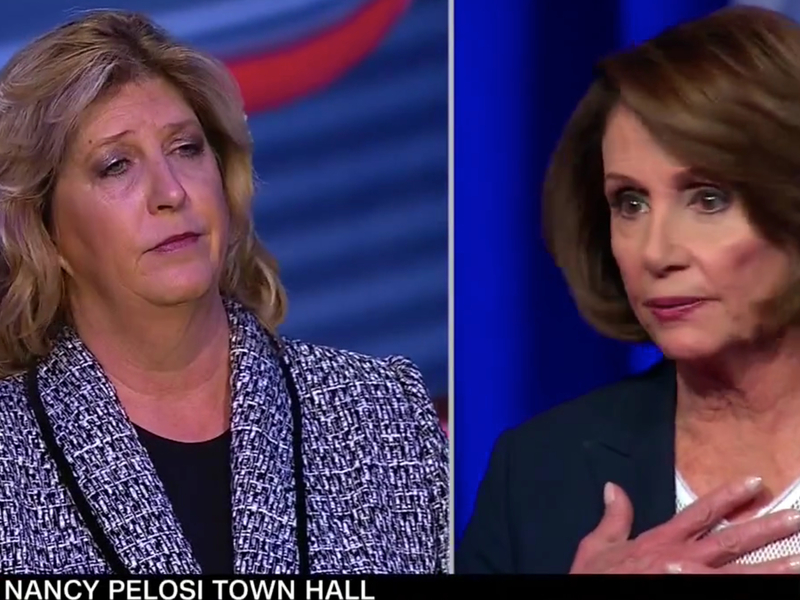 Mother Of Son Killed By Illegal to Pelosi: Which One Of Your Children Is  Expendable For An Illegal Life? | Video | RealClearPolitics