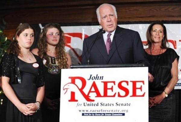 Raese Races Ahead in West Virginia | RealClearPolitics