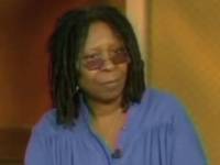 Whoopi Goldberg Entertains Moon Landing Conspiracy Theories