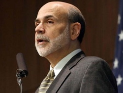Bernanke: Unemployment A Major Concern