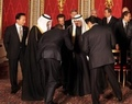 Obama Bows To Saudi King Abdullah