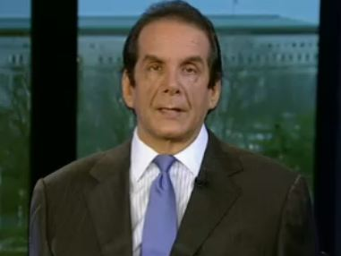Krauthammer Ridicules Obama's Algae Energy Plan