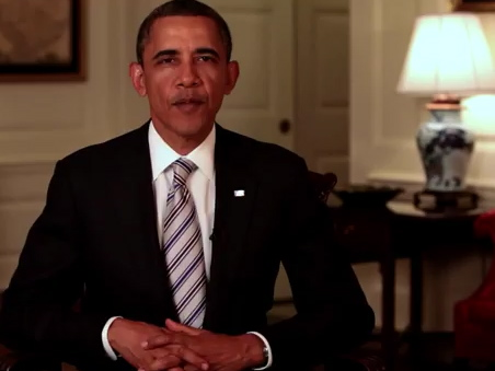 Report: Obama Films Campaign Ad In White House, Possibly Violating FEC Laws?   91827
